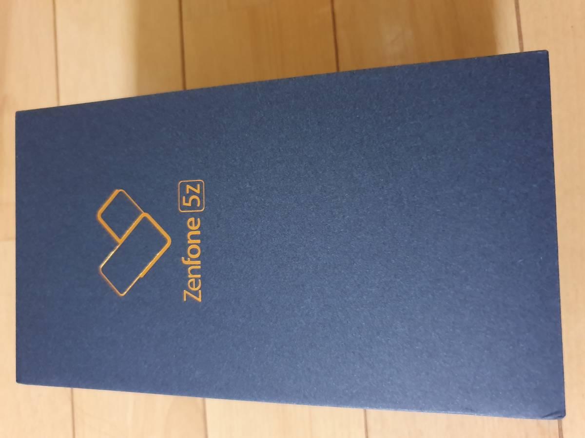 中古ASUS ZenFone 5Z 6.2インチ / SIMフリースマートフォン/シャイニーブラック (6GB/128GB/3,300mAh) ZS620KL-BK128S6/A _画像5