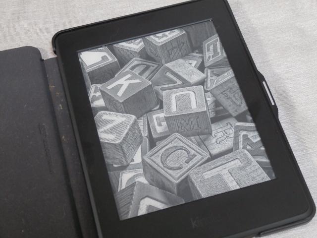 ★カバー付き 美品★kindle paperwhite  4GB  Wi-Fi  DP75SDI★中古★★ N1402 _画像6