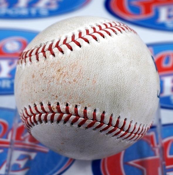 GE★歴史!超レア!大谷翔平6月13日MLB日本人初サイクルヒット達成試合実使用ボール+記念TOPPS NOWトレカ・MLB機構証明☆イチロー_画像3