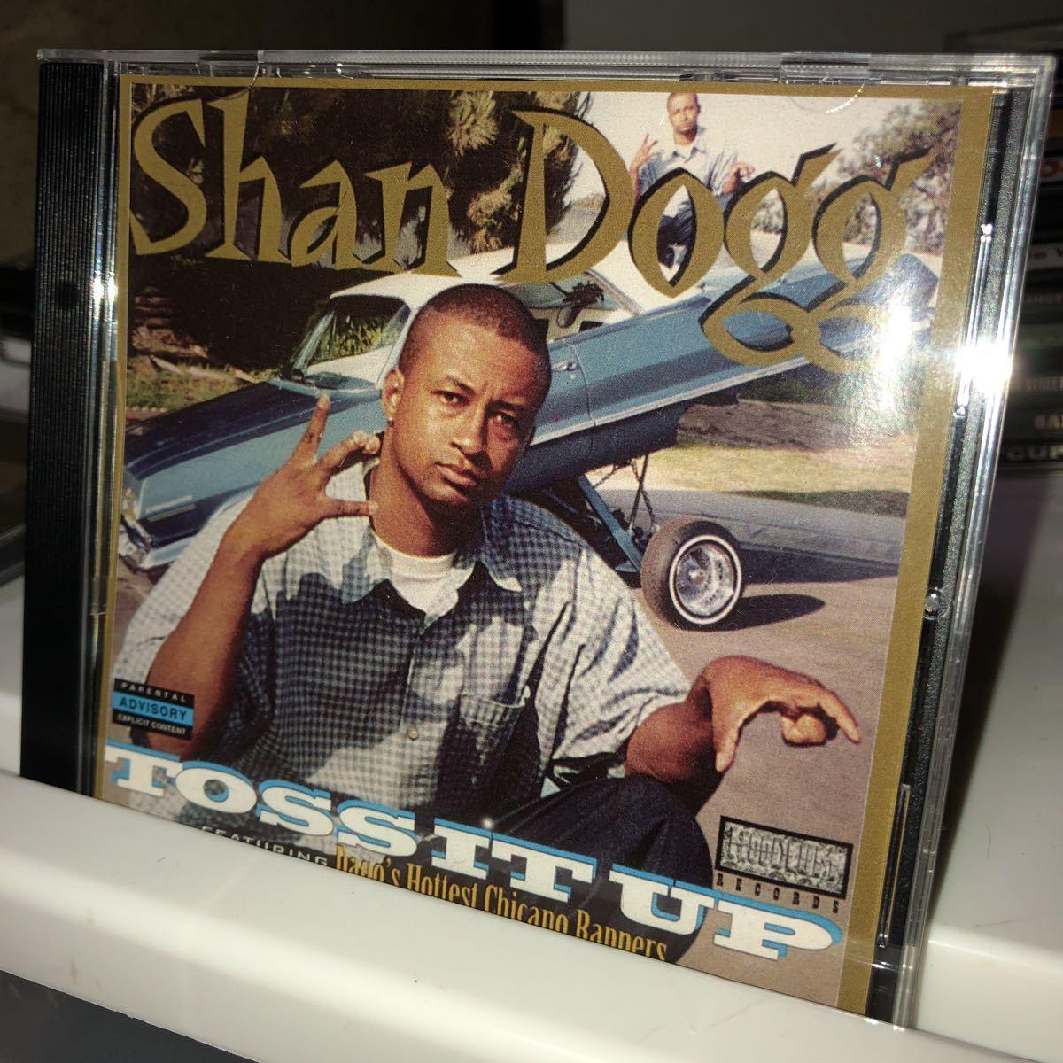 Shan Dogg「Toss It Up」g-rap g-funk gangsta