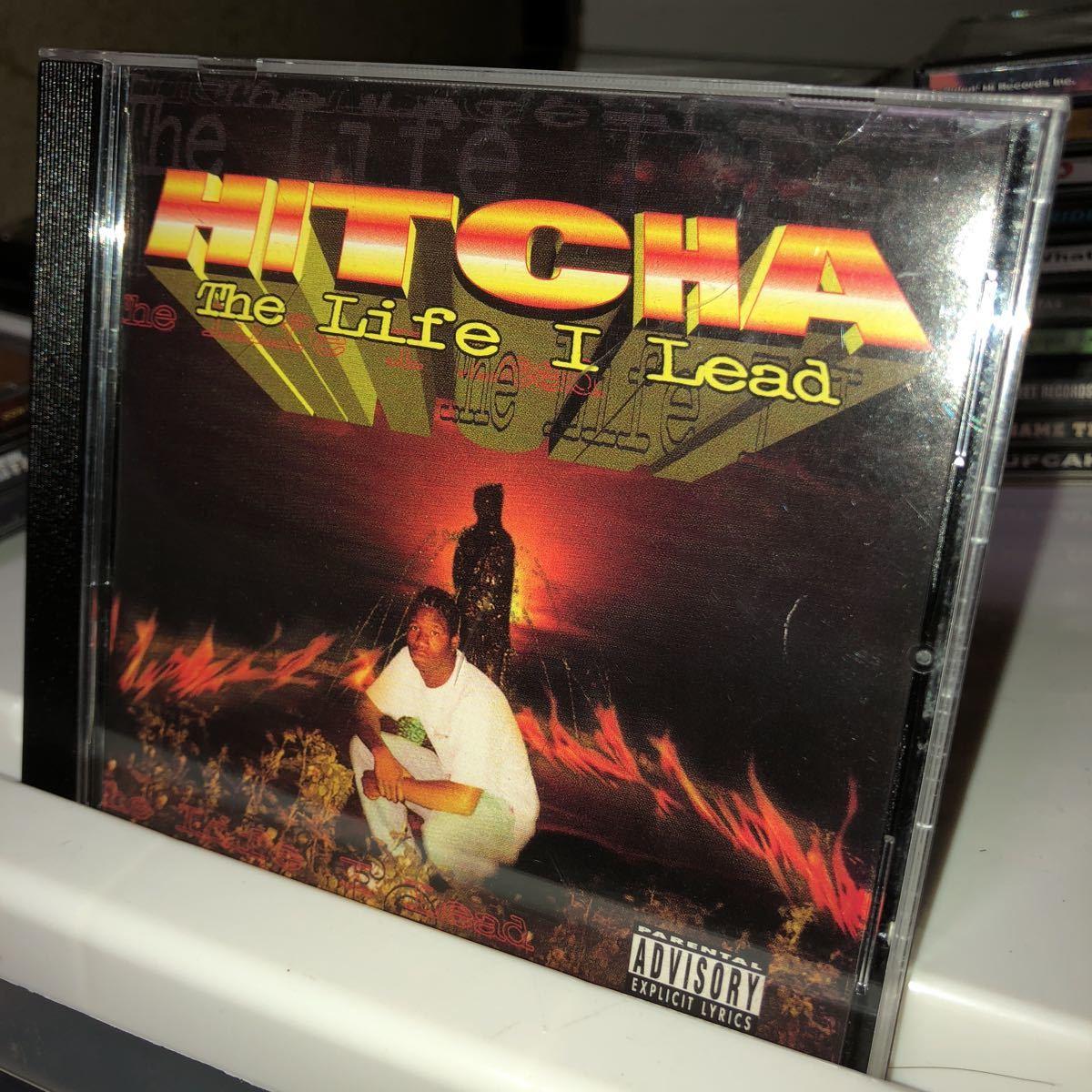 HITCHA「The Life I Lead」g-rap g-funk gangsta
