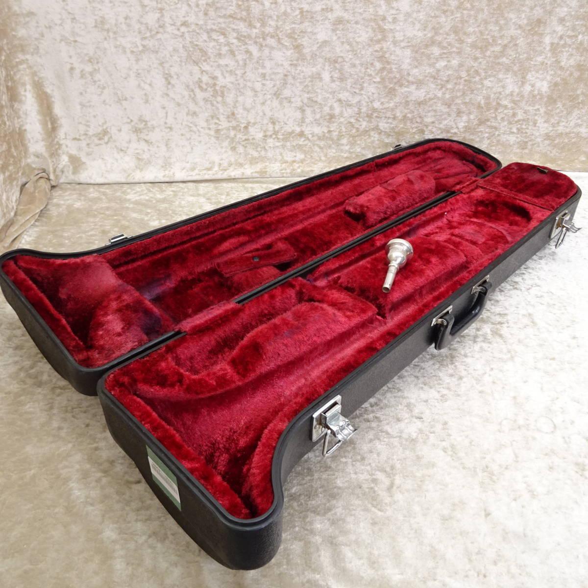 YAMAHA YSL-3530R テナートロンボーン ヤマハ YSL 3530 赤ベル デュアルボア ■直接確認可■K032603D_画像10