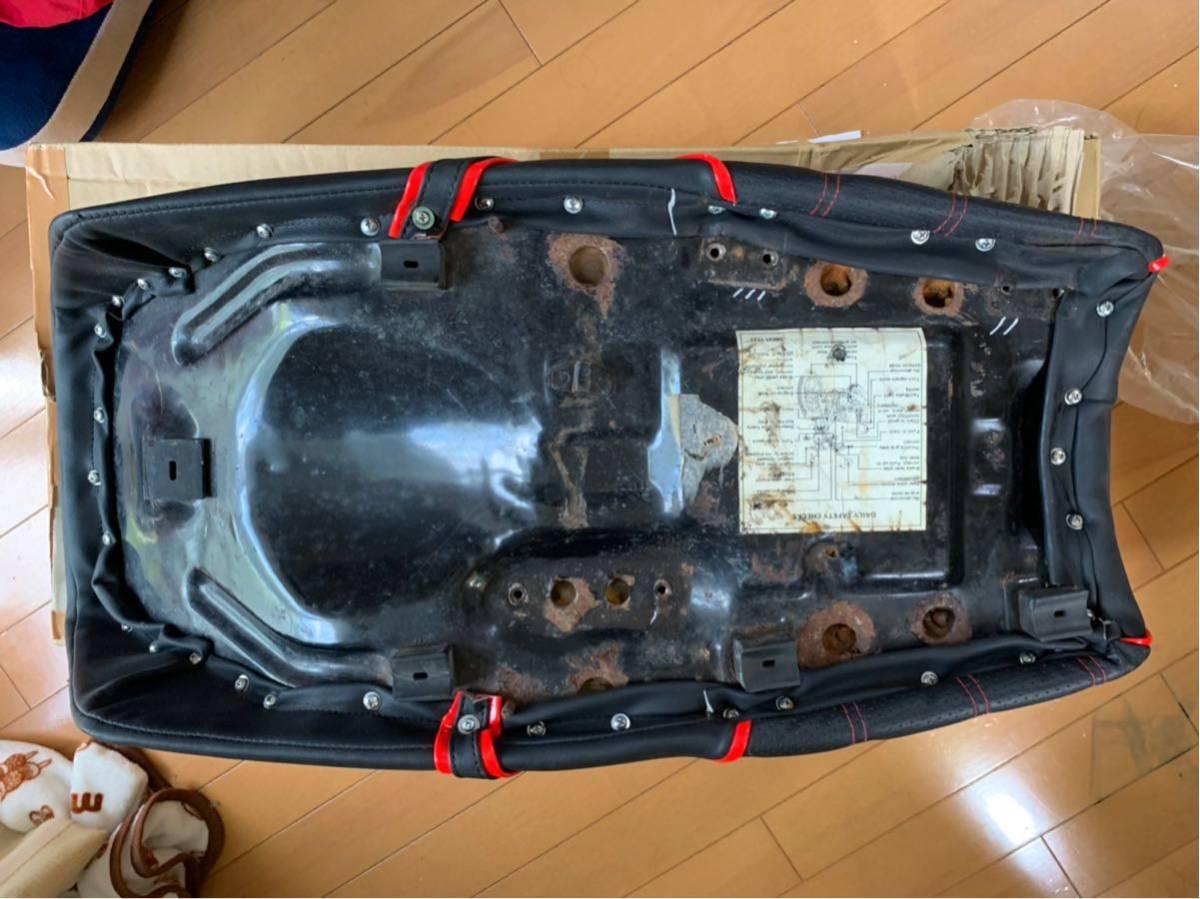 z400FX タックロールシート E4パターン カスタム 売り切り!_画像3