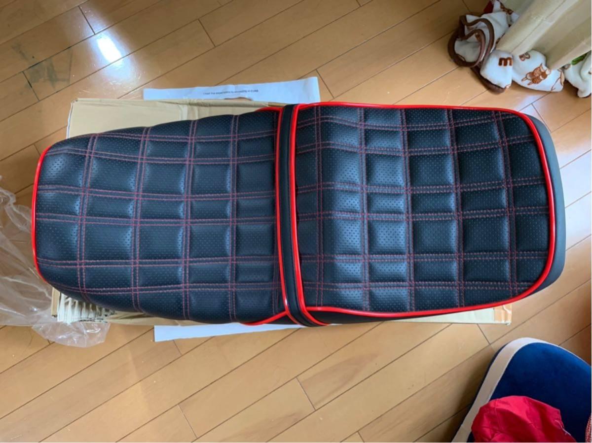 z400FX タックロールシート E4パターン カスタム 売り切り!_画像2