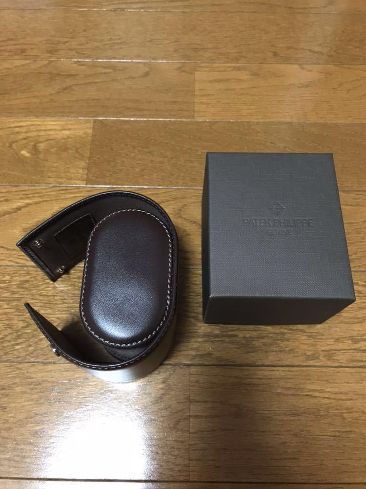 パテックフィリップ ノベルティ 非売品 時計携帯ケース 新品未使用_画像4