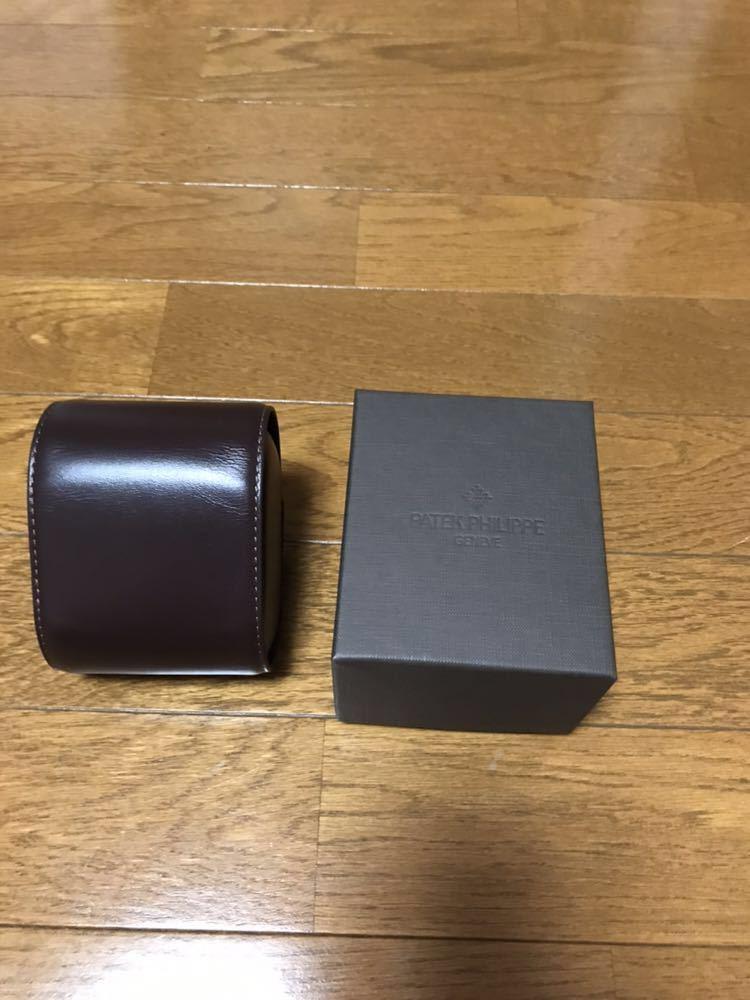パテックフィリップ ノベルティ 非売品 時計携帯ケース 新品未使用_画像5