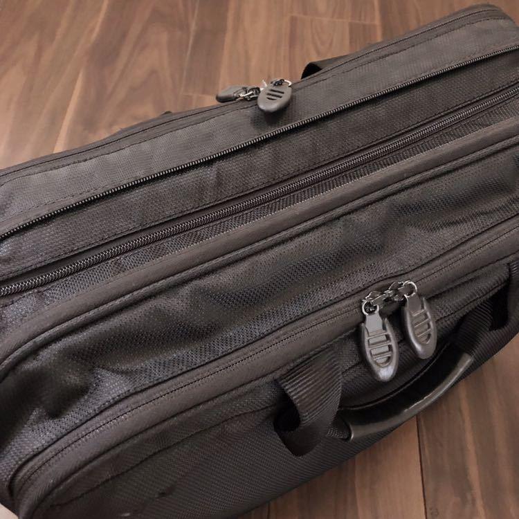 【正規品】TUMI トゥミ 2WAY ブリーフケース ビジネスバッグ メンズ ショルダーバッグ 黒 鞄 564C ★売り切り★_画像5