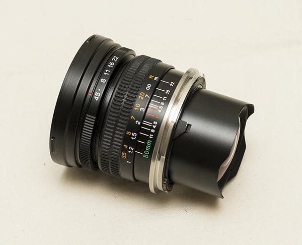 マミヤ7Ⅱ 50mm/4.5 ファインダー付き 綺麗です_画像4