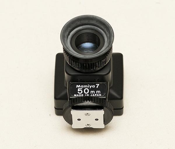 マミヤ7Ⅱ 50mm/4.5 ファインダー付き 綺麗です_画像9
