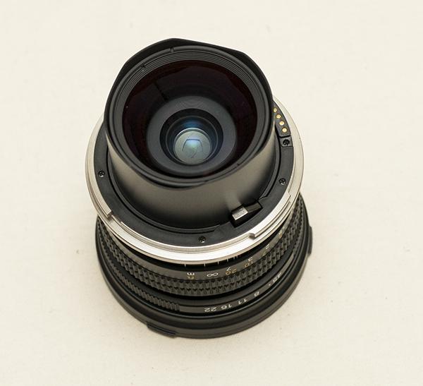 マミヤ7Ⅱ 50mm/4.5 ファインダー付き 綺麗です_画像3