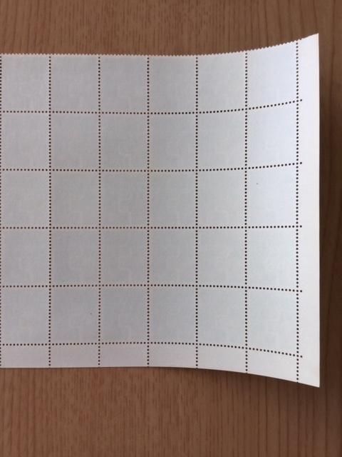 国土緑化運動 半シート(50面) 切手 未使用 (1975年)_画像6