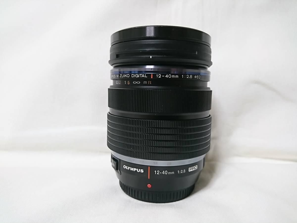 美品!おまけ多数!OLYMPUS OM-D E-M1 12-40mm F2.8 PRO レンズキット OLYMPUS デジタル一眼レフ_画像7