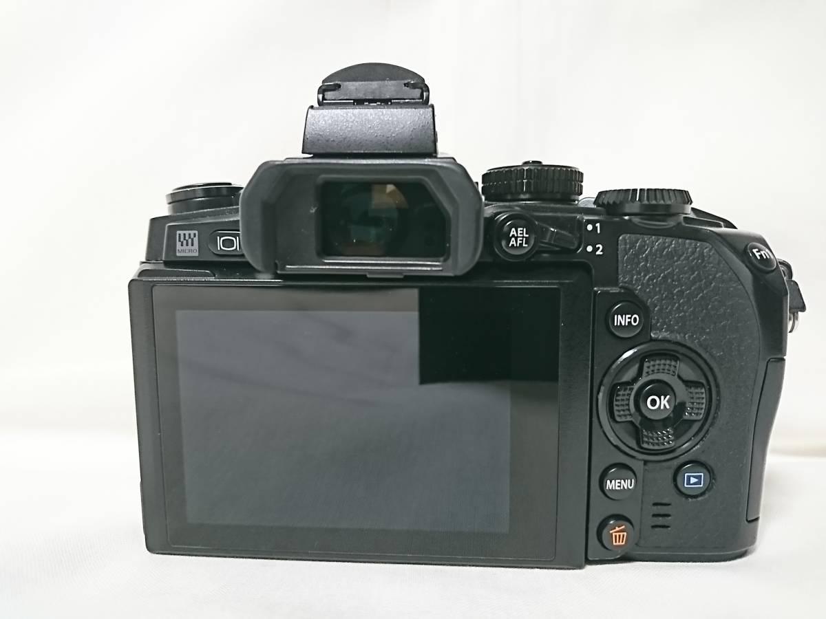 美品!おまけ多数!OLYMPUS OM-D E-M1 12-40mm F2.8 PRO レンズキット OLYMPUS デジタル一眼レフ_画像3