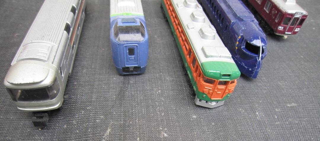 金属製の玩具 ブリキの車 鉄道模型 等 【東】209 0.5  _画像8