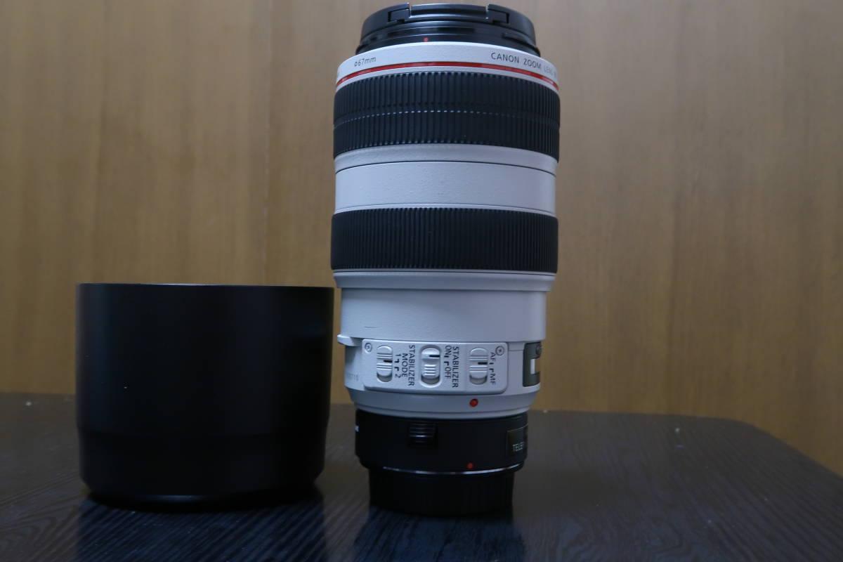 キヤノン Canon EF 70-300mm F4-5.6 L IS USM とケンコー トキナー テレプラスHD pro 1.4X DGX セット 送料無料