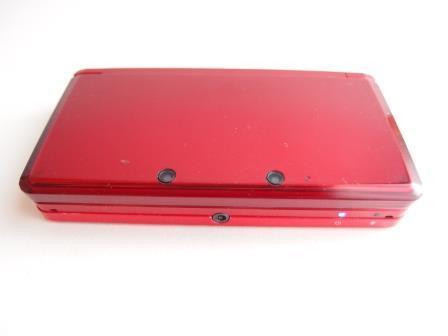 ニンテンドー 3DS 本体 フレアレッド_画像2