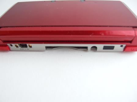 ニンテンドー 3DS 本体 フレアレッド_画像3