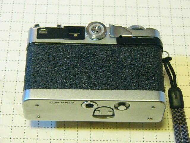 希少 PETRI ペトリ Petri Color 35 Custom C.C Petri 1:2.8/40mm (実動作・極美品) 沈胴式・露出計稼働/ジャンク扱い_画像3