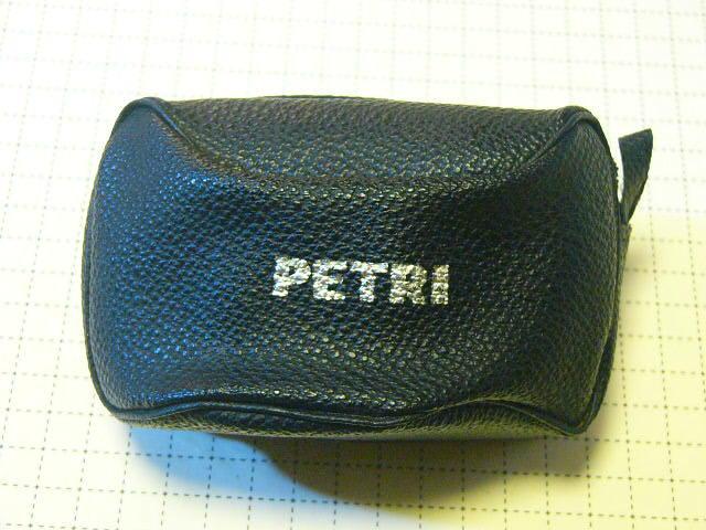 希少 PETRI ペトリ Petri Color 35 Custom C.C Petri 1:2.8/40mm (実動作・極美品) 沈胴式・露出計稼働/ジャンク扱い_画像5