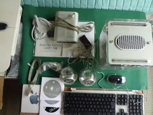Apple PowerMac G4Cube 元箱入り 美品ジャンク!!_画像2
