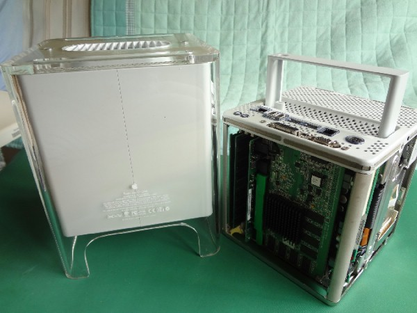 Apple PowerMac G4Cube 元箱入り 美品ジャンク!!_画像6