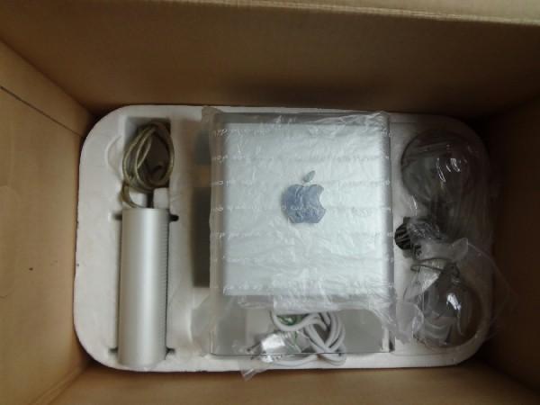 Apple PowerMac G4Cube 元箱入り 美品ジャンク!!_画像7