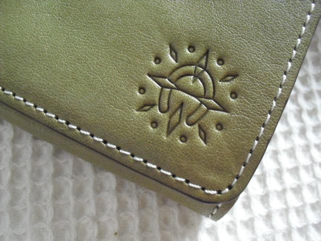 新品ダコタ*牛革財布*収納多数¥12960_画像2