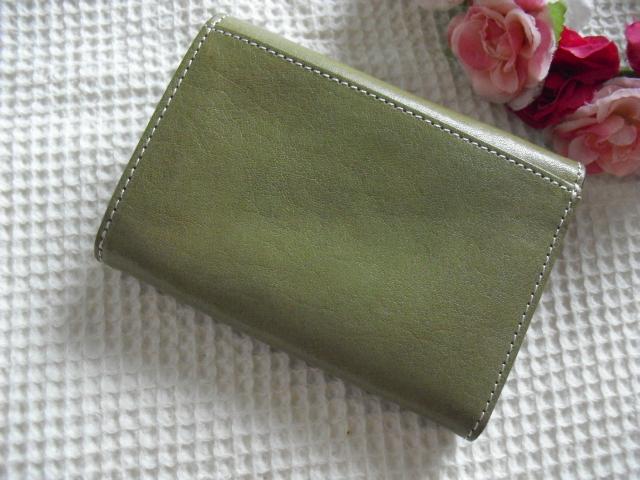 新品ダコタ*牛革財布*収納多数¥12960_画像3