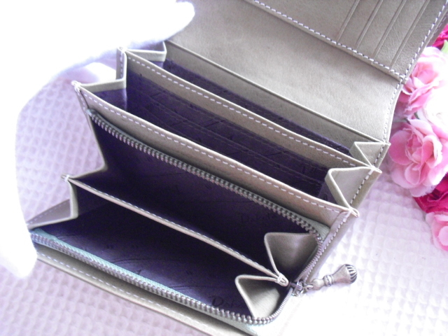 新品ダコタ*牛革財布*収納多数¥12960_画像6
