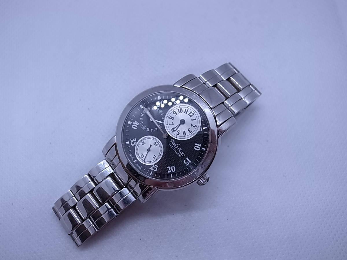 ◆◇ポールピコ PAUL PICOT 4081 436 自動巻き メンズ腕時計◇◆_画像3