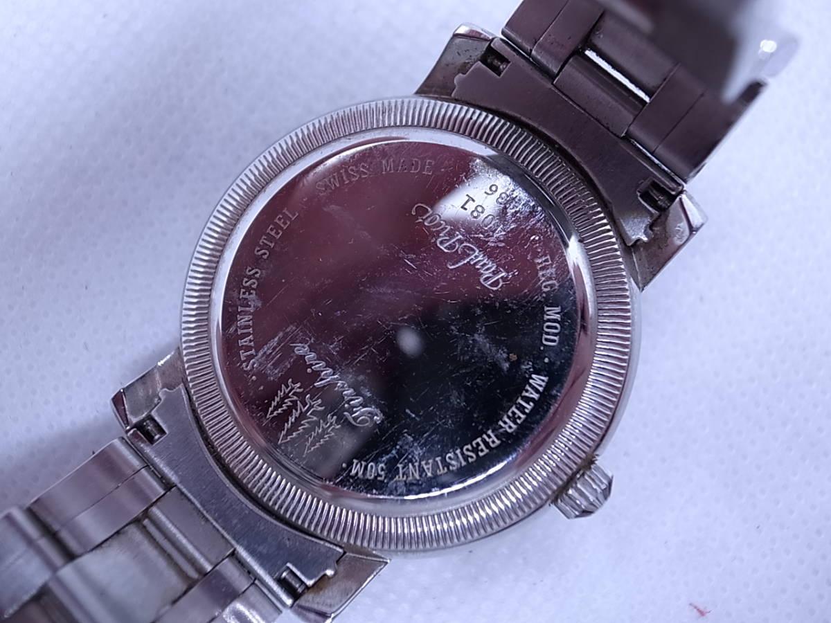 ◆◇ポールピコ PAUL PICOT 4081 436 自動巻き メンズ腕時計◇◆_画像5