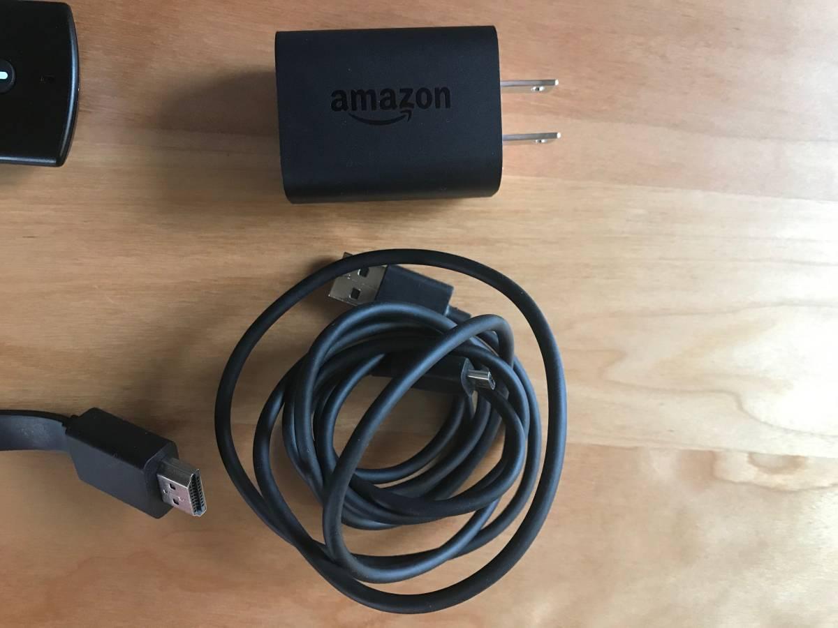 送料無料 匿名配送 Amazon Fire TV (第3世代) 4K対応/音声認識リモコン付属 アマゾン スティック ULTRA HD&HDR_画像4