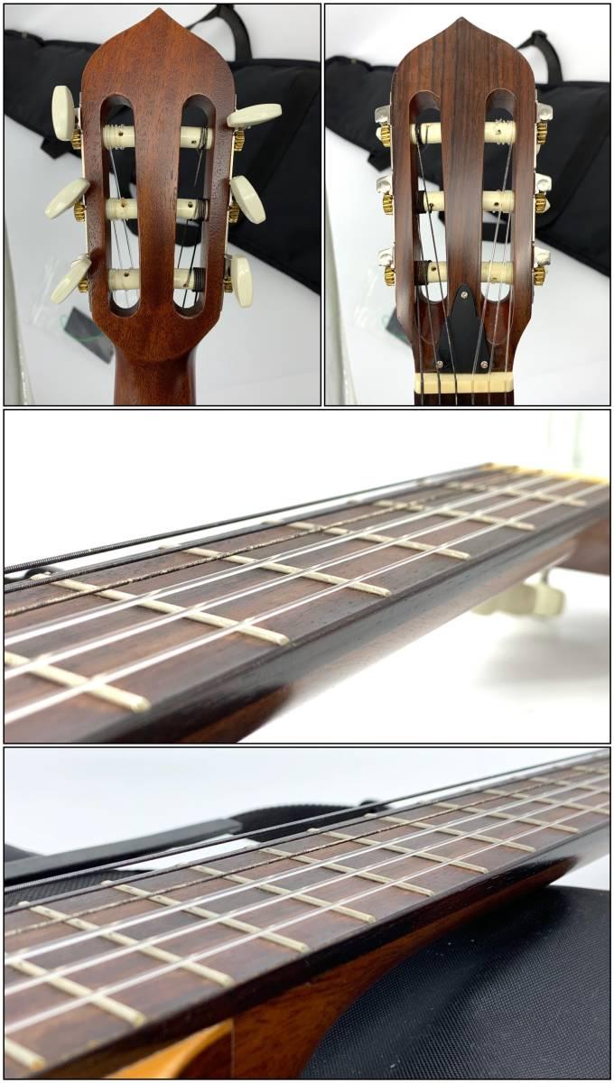 Gigpacker/ギグパッカー トラベルギター GPC-1 ★ソフトケース付_画像9