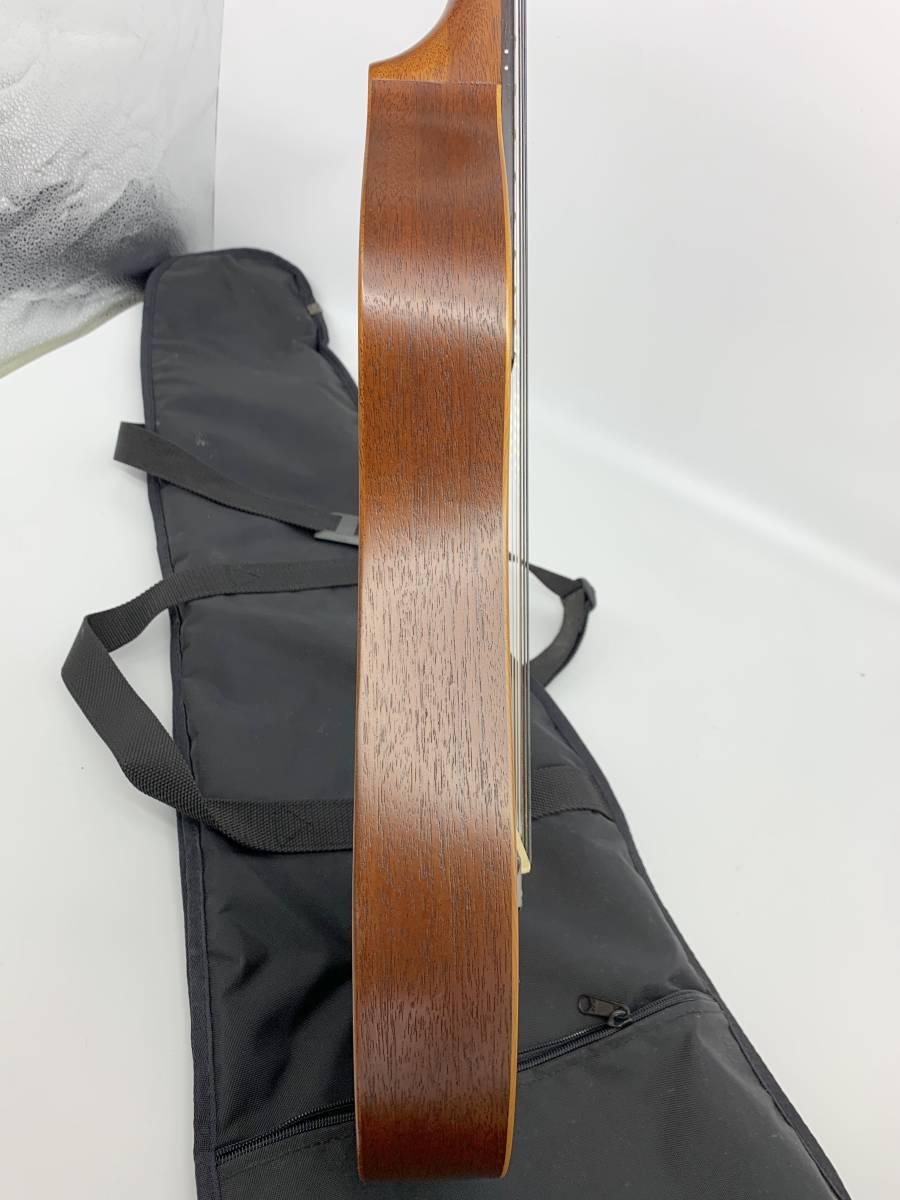 Gigpacker/ギグパッカー トラベルギター GPC-1 ★ソフトケース付_画像4