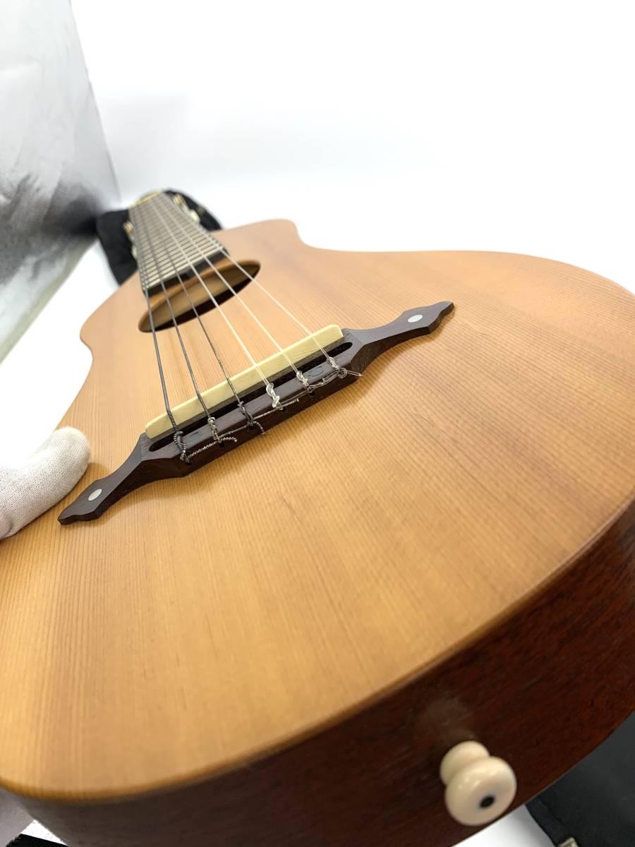 Gigpacker/ギグパッカー トラベルギター GPC-1 ★ソフトケース付_画像8