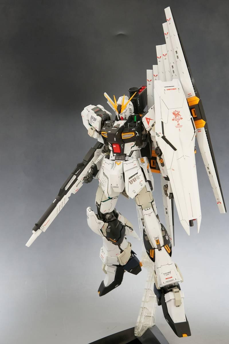 MG 1/100 RX-93 vガンダム Ver.Ka 改修塗装済み完成品_画像7