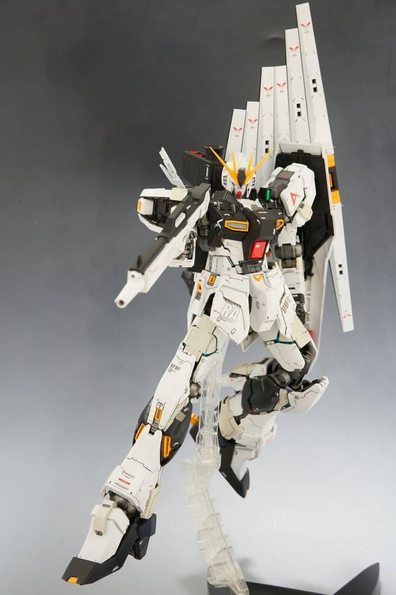 MG 1/100 RX-93 vガンダム Ver.Ka 改修塗装済み完成品_画像8