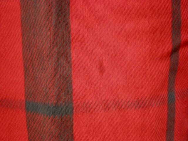 即決 ヴィンテージ USA製 ST JOHNSBAY ヘヴィーネルシャツ L 検BIGMACビッグマック_画像5