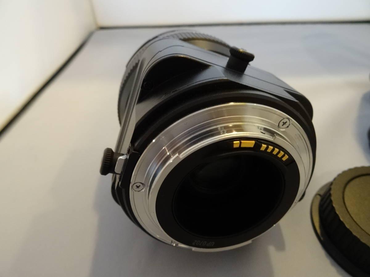 CANON キヤノン TS-E 24mm F3.5L ティルトシフトレンズ  ワンオーナー +++RAYQUAL LM-EFM_画像3