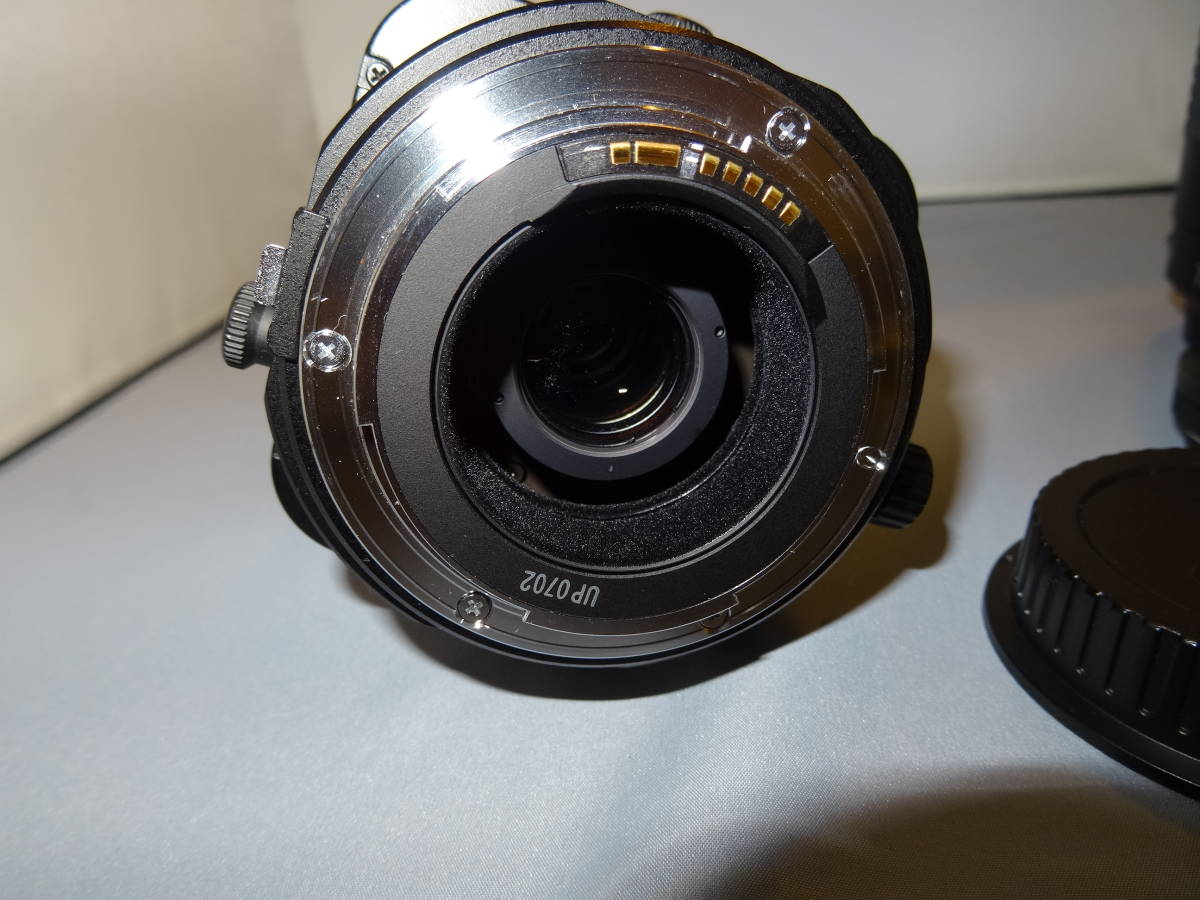 CANON キヤノン TS-E 24mm F3.5L ティルトシフトレンズ  ワンオーナー +++RAYQUAL LM-EFM_画像4