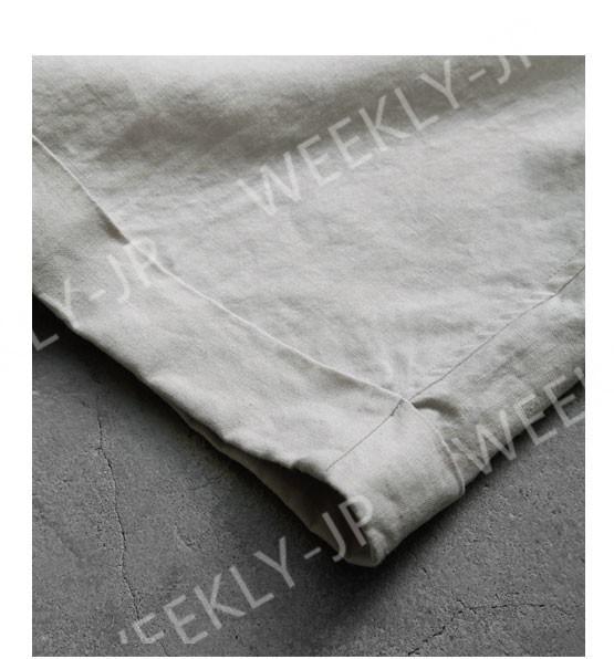 特別デザイン,予約注文!綿麻ゆるパンツ*ペインターパンツ*ゆったり大きめパンツ付ベルトH224_画像4