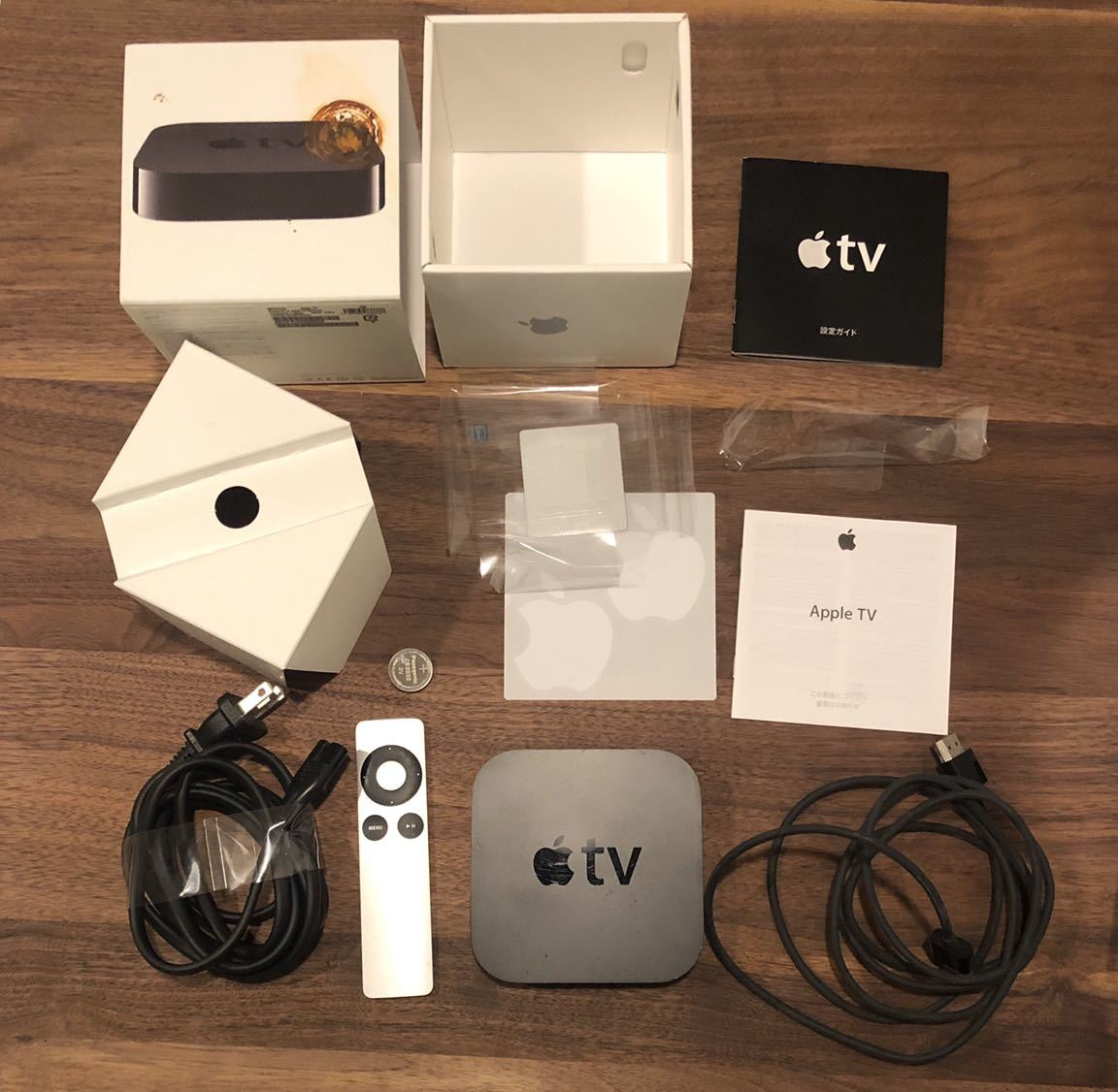 Apple TV★第2世代 MC572J/A Model A1378