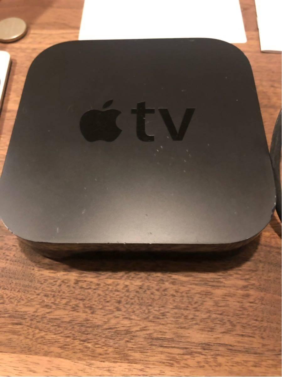 Apple TV★第2世代 MC572J/A Model A1378_画像2