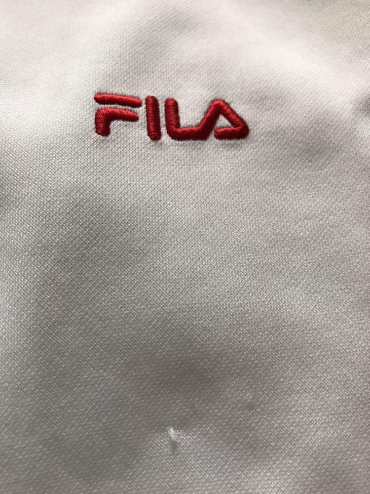 ◆◇ Fila/フィラ ジャージ上下セット ◇◆ネイビー ホワイト レディース スポーツウェア テニス_画像7