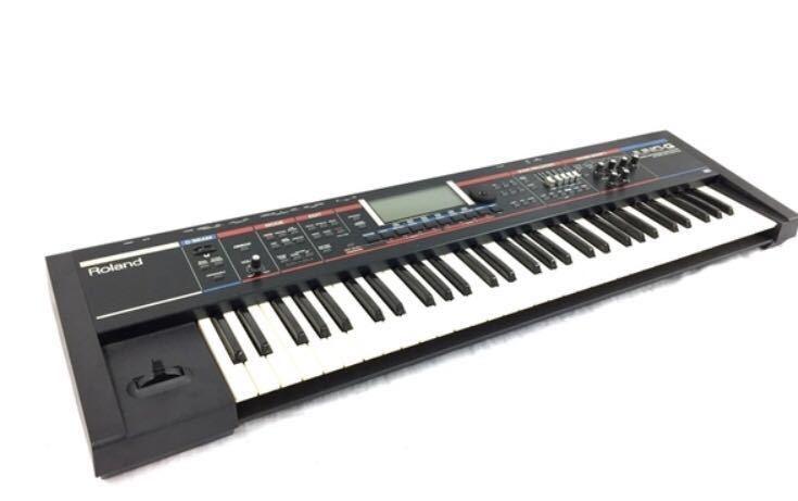 h071606 Roland JUNO-G シンセサイザー 128音 61鍵