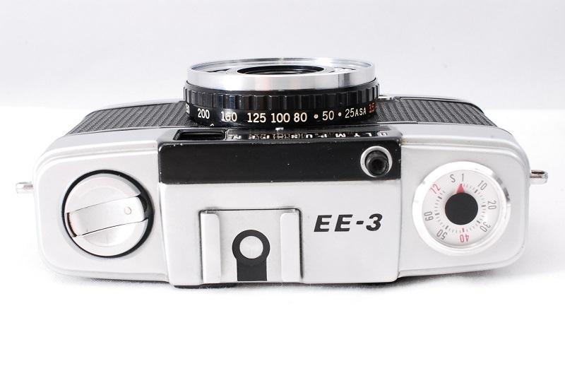 ★希少美品★カメラ女子必見です!!OLYMPUS オリンパス PEN EE-3 D.Zuiko 3.5 28mm 動作良好 フィルムカメラ初心者の方におススメ!!_画像3