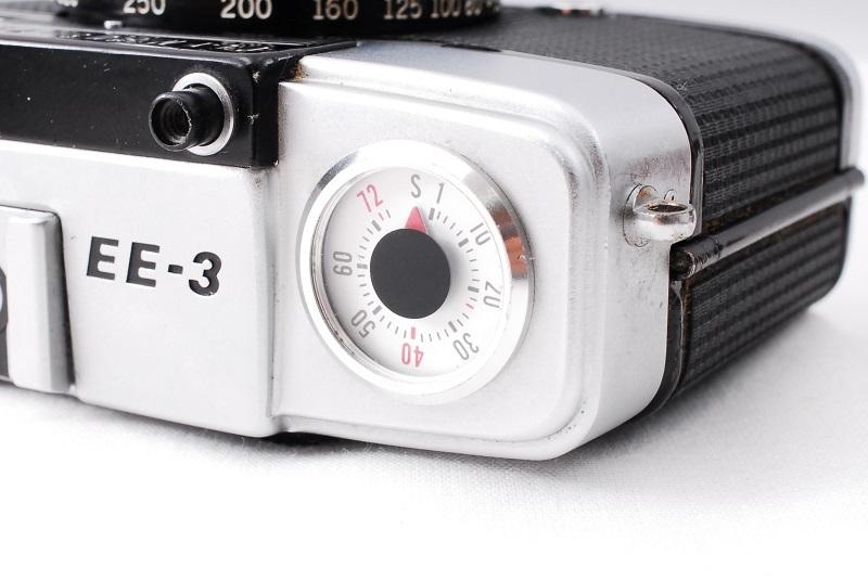 ★希少美品★カメラ女子必見です!!OLYMPUS オリンパス PEN EE-3 D.Zuiko 3.5 28mm 動作良好 フィルムカメラ初心者の方におススメ!!_画像8