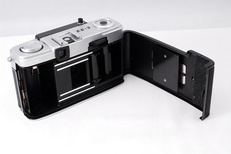 ★希少美品★カメラ女子必見です!!OLYMPUS オリンパス PEN EE-3 D.Zuiko 3.5 28mm 動作良好 フィルムカメラ初心者の方におススメ!!_画像6