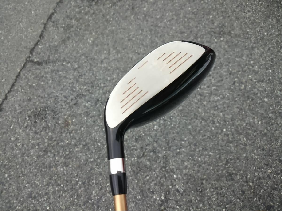 超美品 カタナゴルフ SWORD SNIPER AIR 3W フェアウェイウッド スナイパー スウォード SR_画像3