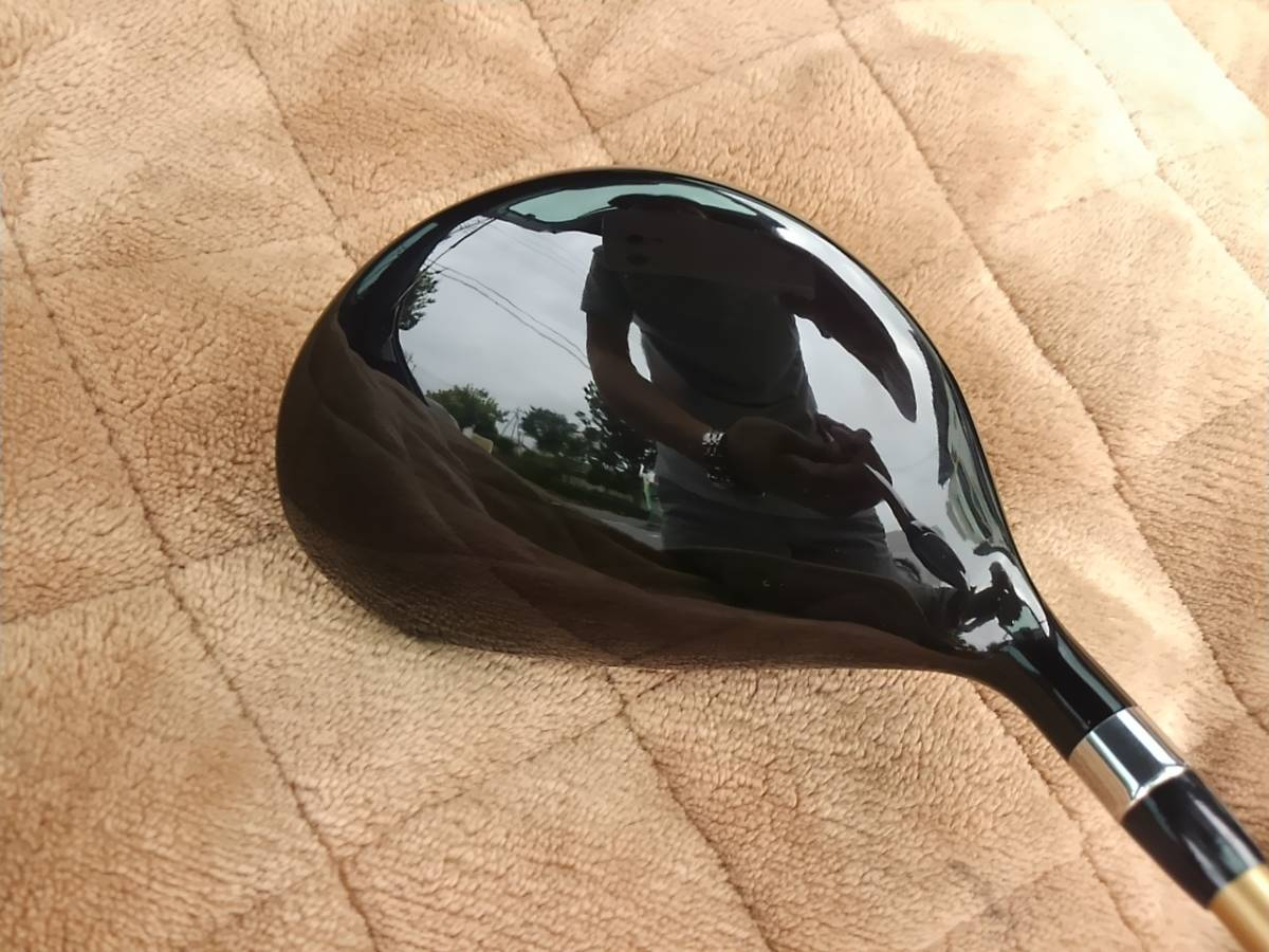超美品 カタナゴルフ SWORD SNIPER AIR 3W フェアウェイウッド スナイパー スウォード SR_画像5